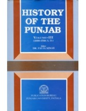 History Of The Punjab - Volume 3 - Book By Fauja Singh