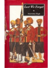 Lest We Forget - Book By Amarinder Singh