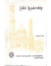 Sikh Leadership - Book By Joginder Singh