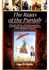 The Rajas of the Punjab - Book By Lepel H Griffin