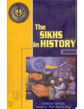 The Sikhs in History (Paperback)  - Book By Sangat Singh