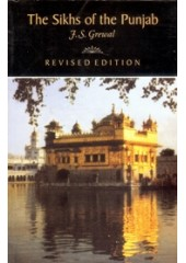 The Sikhs Of The Punjab - Book By J S Grewal