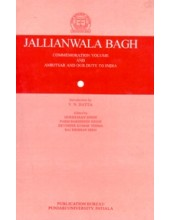 Jallianwala Bagh - Book By Gursharan Singh