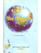 Sikh Itihas - Part 1 & 2 - Book By Kartar Singh MA