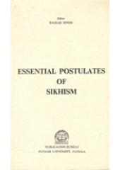 Essential Postulates of Sikhism - Book By Balkar Singh