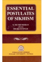 Essential Postulates of Sikhism - Book By N Muthumohan