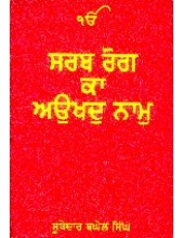 Sarb Rog Kaa Aukhad Naam - Book By Subedar Baghel Singh
