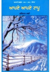 Aapne Aapne Tapu - Book By Ravinder Ravi