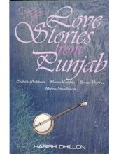 Love Stories From Punjab - Book By Harish Dhillon