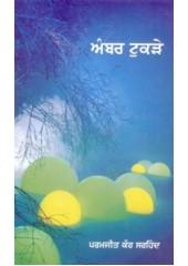 Amber Tukre - Book By Paramjit Kaur Sirhind