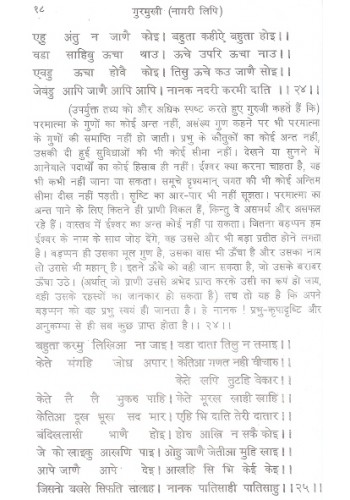 Sri Guru Granth Sahib Hindi Translation - Book By Dr ...