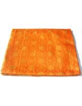 Jari_1011 - Light Orange Jari Rumala Sahib