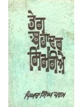 Tegh Bahadar Simriye - Book By Piara Singh Padam