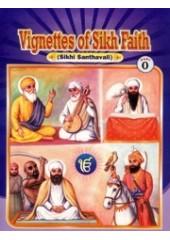 Vignettes of Sikh Faith (Suitable for Kids) Part 0 - Book By Joginder Singh Sekhon