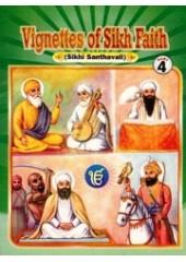 Vignettes of Sikh Faith (Suitable for Kids) Part 4 - Book By Karnail Singh Somal