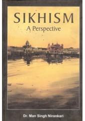 Sikhism A Perspective - Book By Dr Man Singh Nirankari
