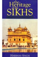 The Heritage Of The Sikhs - Book By Harbans Singh