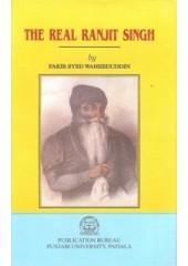 The Real Ranjit Singh - Book By Fakir Syed Waheeduddin