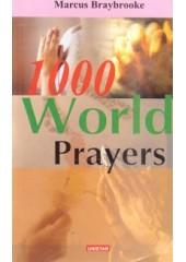 1000 World Prayers - Book By Marcus Braybrooke