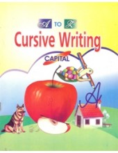 A To L Cursive Writing Capital - Book By S K Kapoor