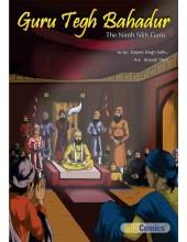 Guru Tegh Bahadur - The Ninth Sikh Guru - Book By Daljeet Singh Sidhu