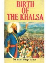 Birth Of The Khalsa - Book By Surinder Singh Johar