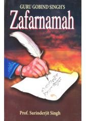Guru Gobind Singh's Zafarnamah - Book By Prof. Surinderjit Singh