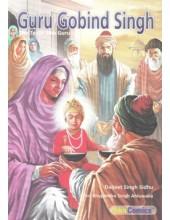 Guru Gobind Singh - The Tenth Sikh Guru ( Volume 1 ) - Book By Daljeet Singh Sidhu