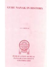 Guru Nanak In History - Book By J.S.Grewal