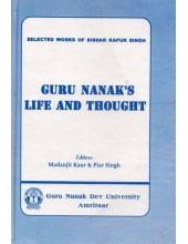 Guru Nanak's Life And Thought - Book By Madanjit Kaur
