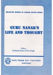 Guru Nanak's Life And Thought - Book By Madanjit Kaur