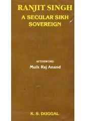 Ranjit Singh - A Secular Sikh Sovereign - Book By Mulk Raj Anand