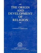 The Origin And Development Of Religion - Book By Gurbachan Singh Talib