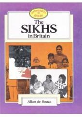 The Sikhs In Britain - Book By Allan De Souza
