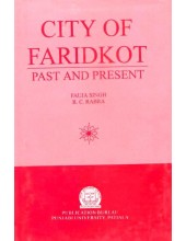 City Of Faridkot - Book By Fauja Singh