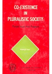 Co-Existence In Pluralistic Society - Book By Madanjit Kaur
