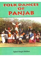 Folk Dance Of Panjab - Book By Iqbal Singh Dhillon