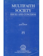 Multifaith Society Issues And Concerns - Book By Jodh Singh