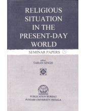 Religious Situation In The Present Day World - Book By Taran Singh