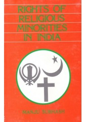 Rights Of Religious Minorities In India - Book By Manju Subhash
