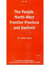 The Panjab, North-West Frontier Province and Kashmir