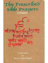 The Prescribed Sikh Prayers (Nitnem) - Book By Kartar Singh Duggal