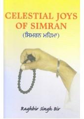 Celestial Joys Of Simran - Book By Raghbir Singh Bir