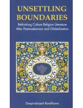 Unsettling Boundaries - Book By Deepinderjeet Randhawa