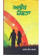 Ajeeb Rishta - Book By Harnek Singh Badhni
