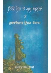 Ikko Moh De Mukh Anekan Te Rubayiat Omar Khayyam - Book By Jaswant Singh Neki