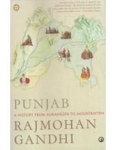 Punjab - A History From Aurangzeb To Mountbatten (Paperback) - Book By Rajmohan Gandhi