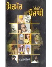 Sirmaur Punjabi - Book By Dr. Kuldeep Singh Dhir