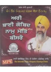 Ari Bai Gobind Naam Mat Bisray - MP3 By Bhai Balwinder Singh Ji Rangeela