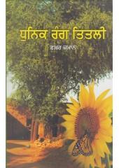 Dhunik Rang Titli - Book By Fakhar Zamaan